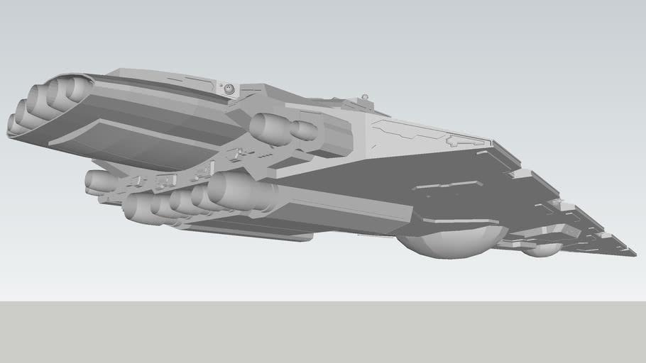 Bellator-Class Dreadnought (~Fin~)