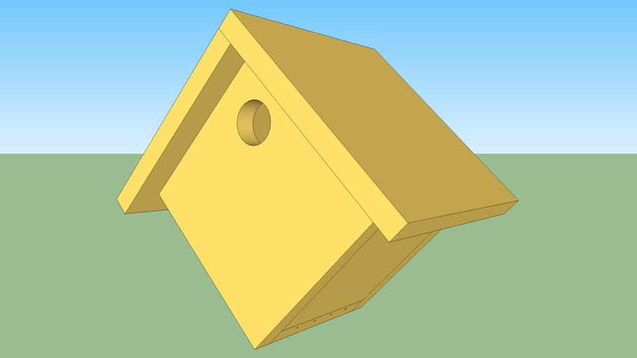 Basic Wren House