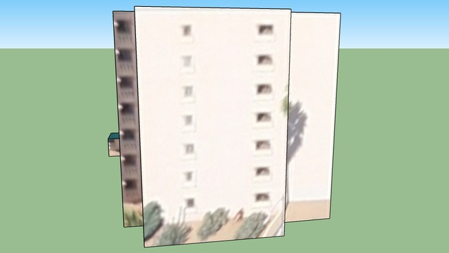 Apartment Building in Scottsdale, AZ, USA