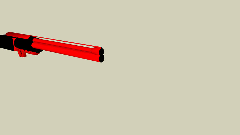 DRA Laser Blaster/Grenade Launcher