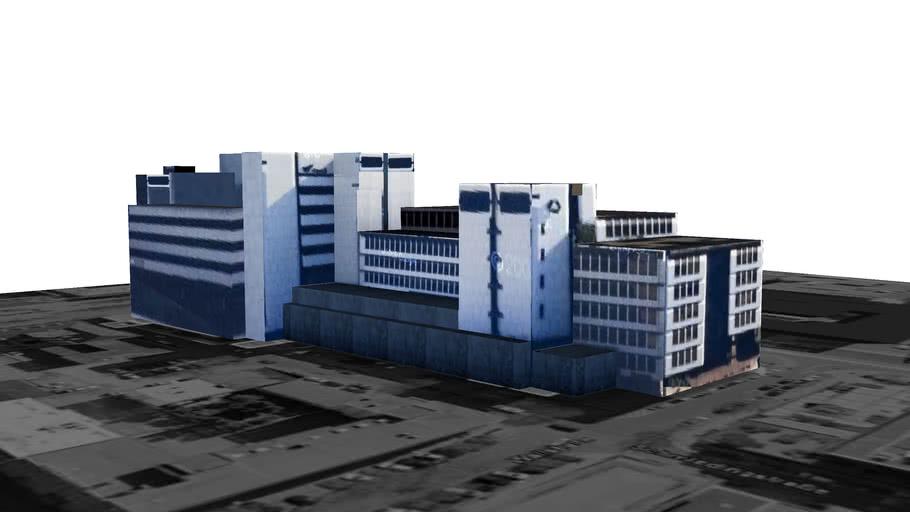 Gebäude in Dortmund