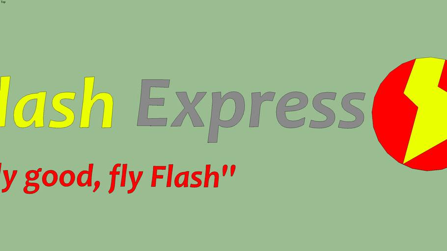 Flash Express Logo.