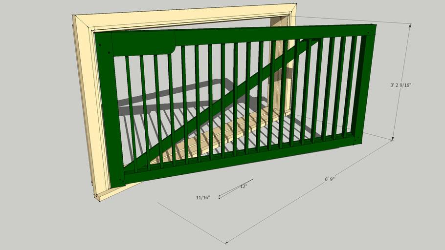 Lattice Sussex Gate