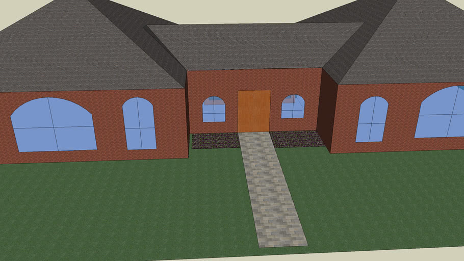 A simple house