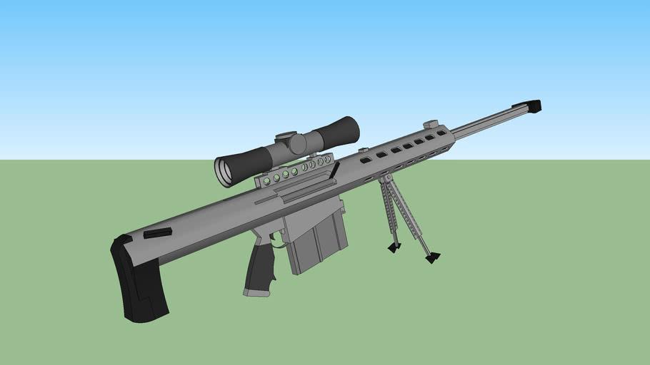Barrett .50 caliber M107