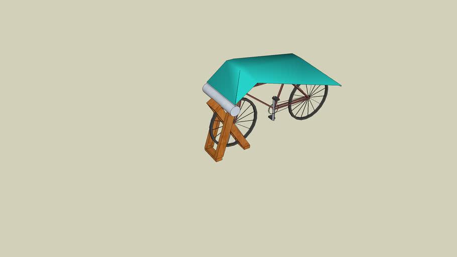 posteggio bici