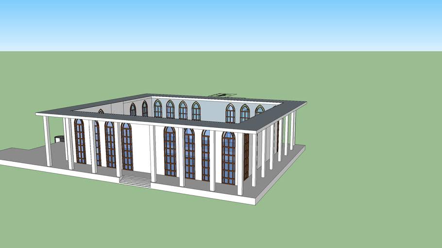 masjid obos