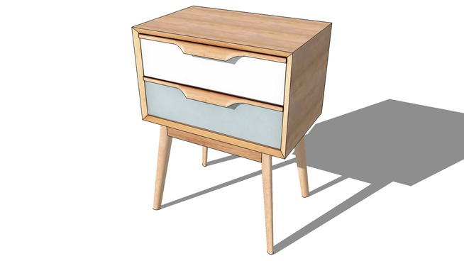 Bed small table