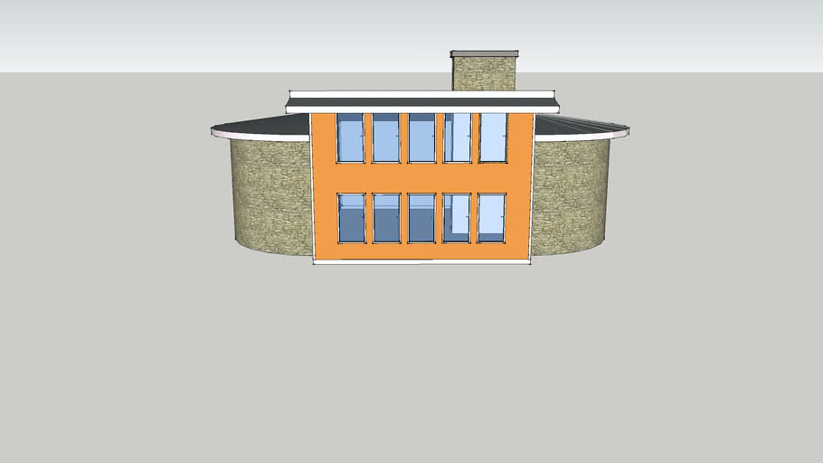 House Massing Concept