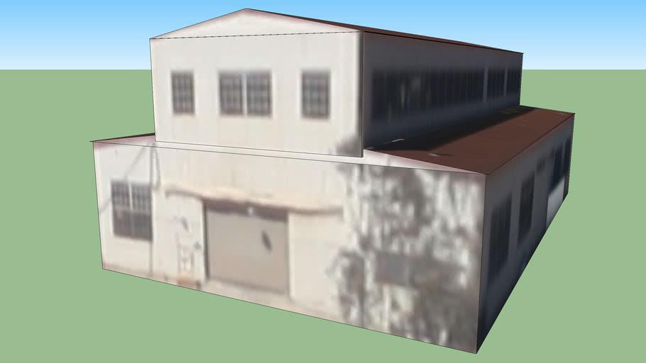 Building 1355, Fort Winfield Scott