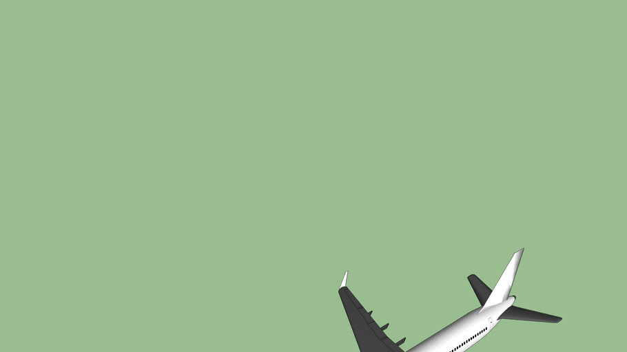 BOEING 757-200 TEMPLATE