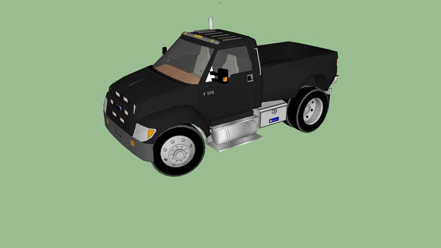 F-650 truck