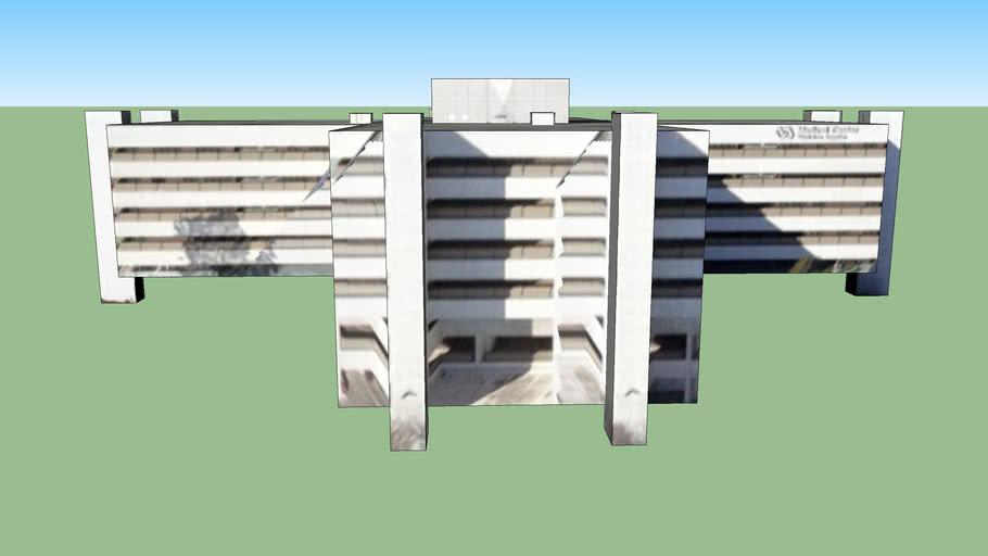 Edificio en West LA, Los Ángeles, California, EEUU