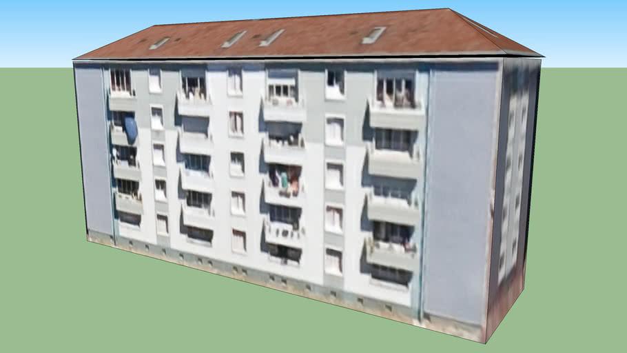 Construção em Lyon, France
