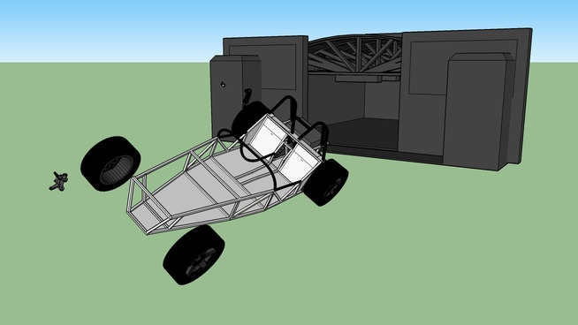 Garage & Stock Car