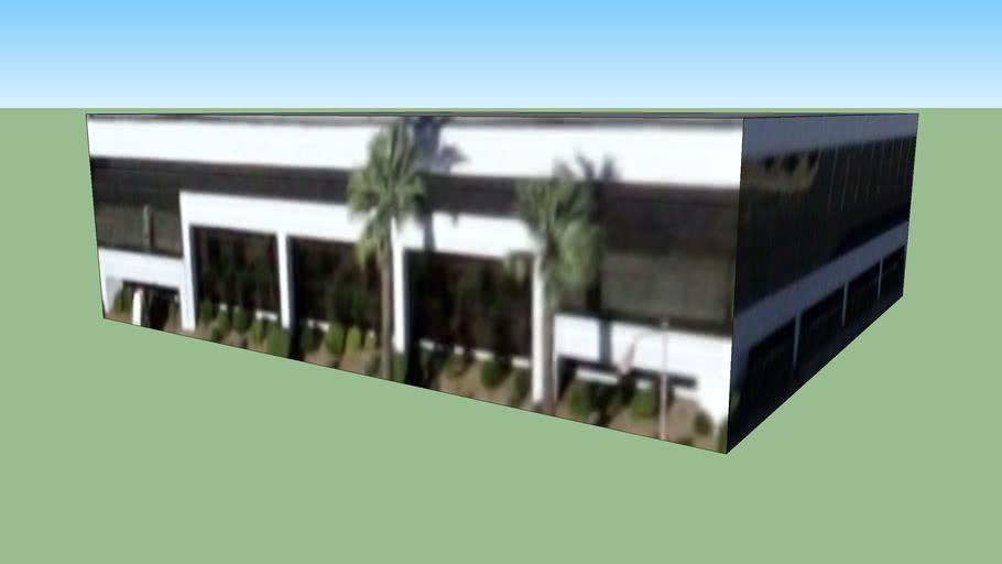 Building in Phoenix, Arizona, USA
