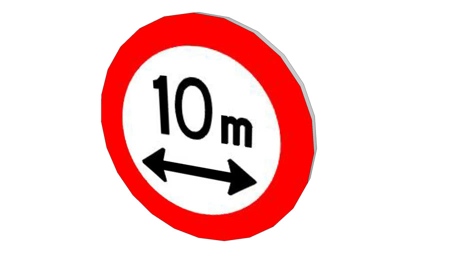 Dutch Traffic Sign, C17