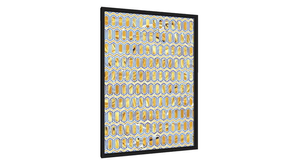 Quadro Pattern LVII - Galeria9, por Art Design Works