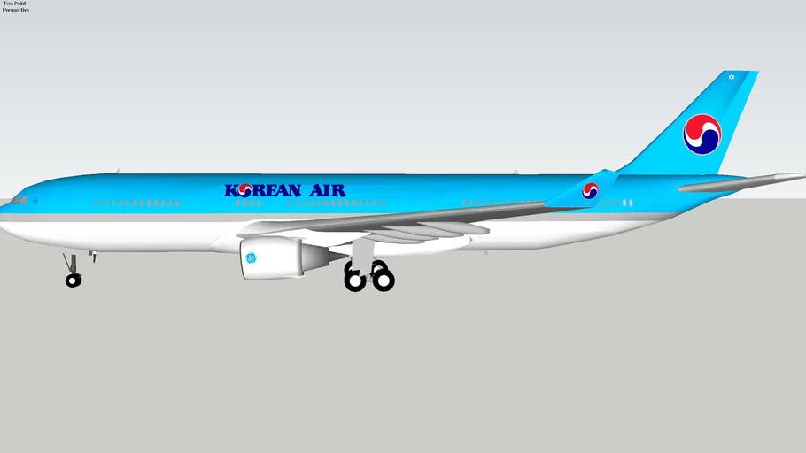 Korean Air A330-200