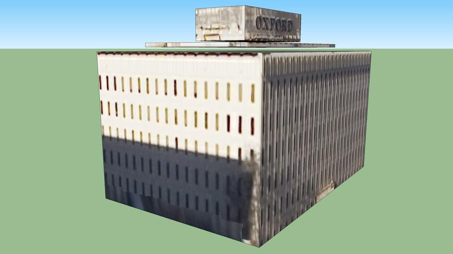 Building in Atlanta, Georgia, USA