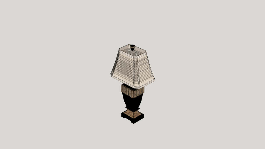 "Carr Hall 32.5"" Table Lamp"