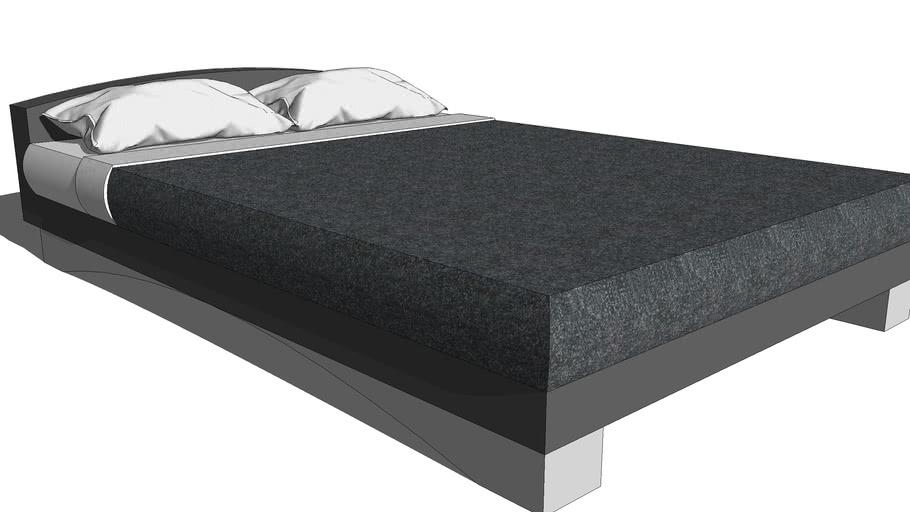 Bed-Modern