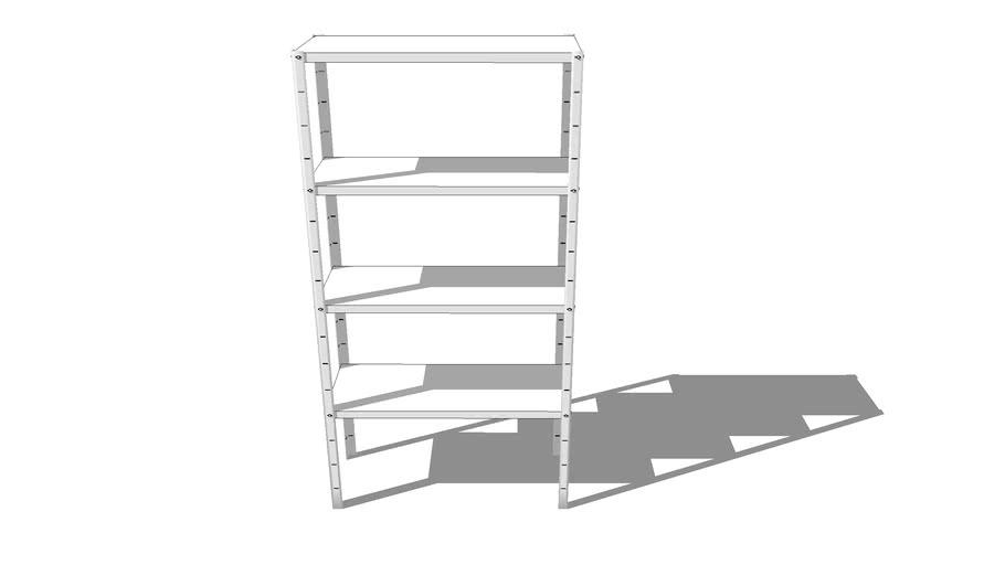 Etagère métallique / Metal shelf