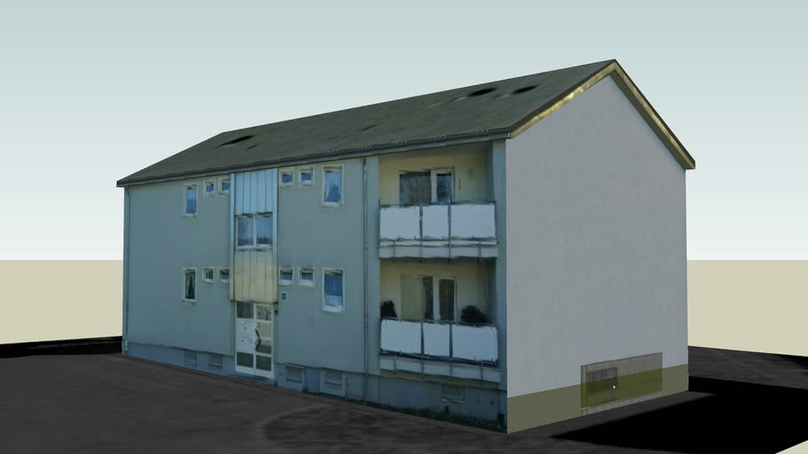 Unna Massen, Haus an der Lippestraße 54