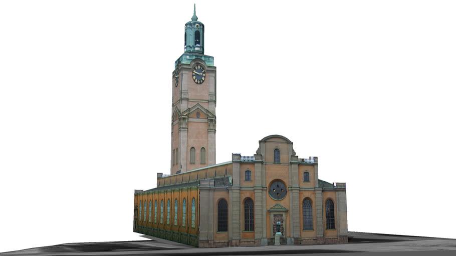Storkyrkan / Saint Nicolaus Church