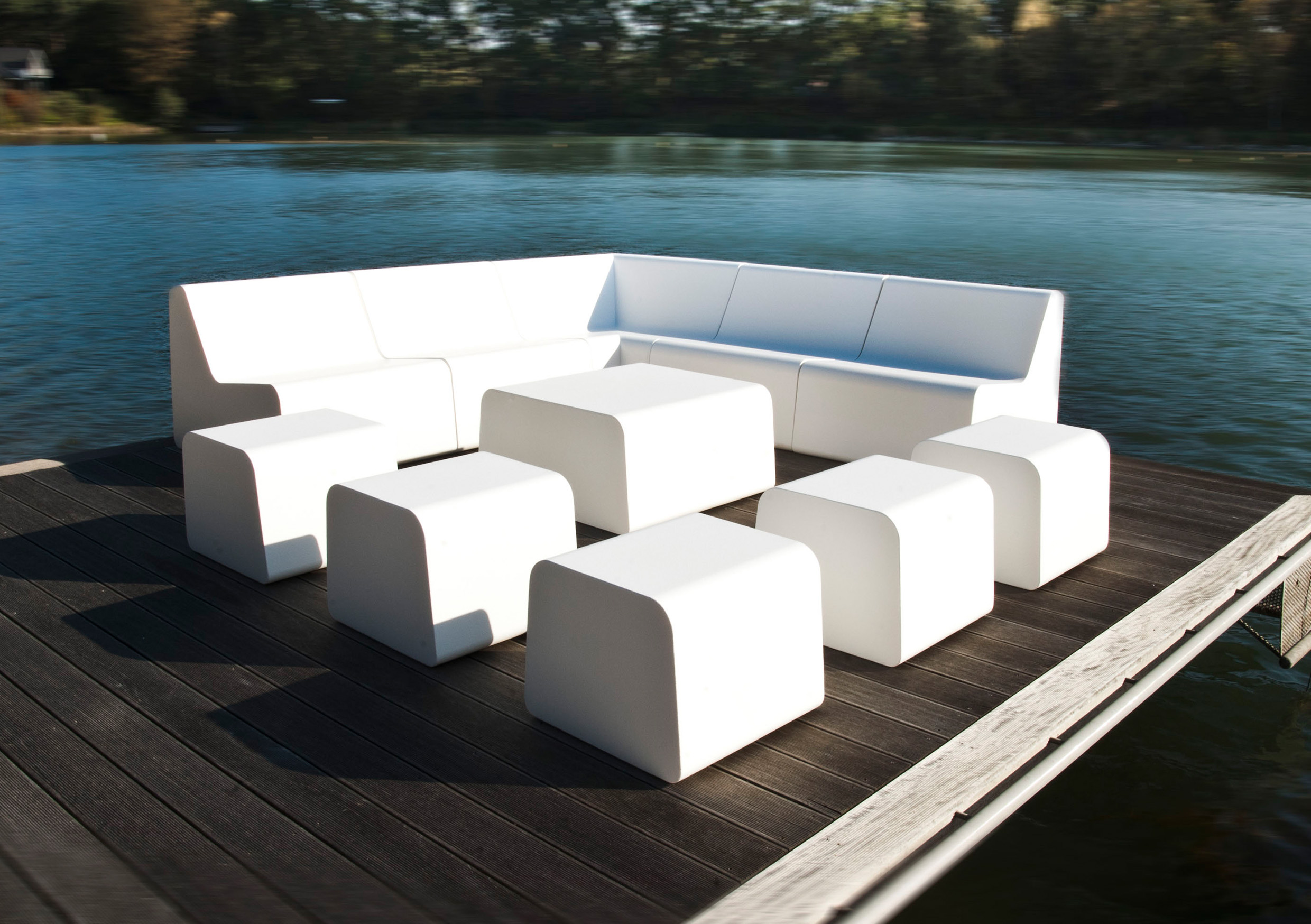 Moonscape Outdoor-Lounge