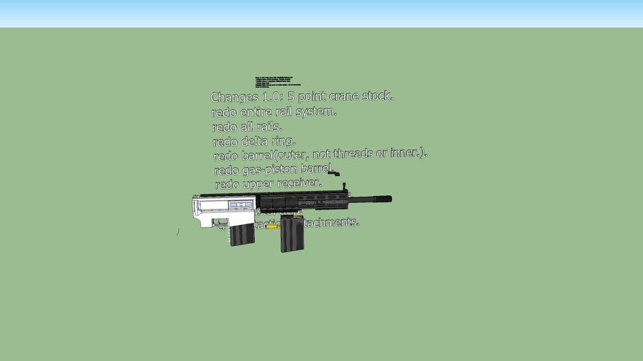 M16 custom