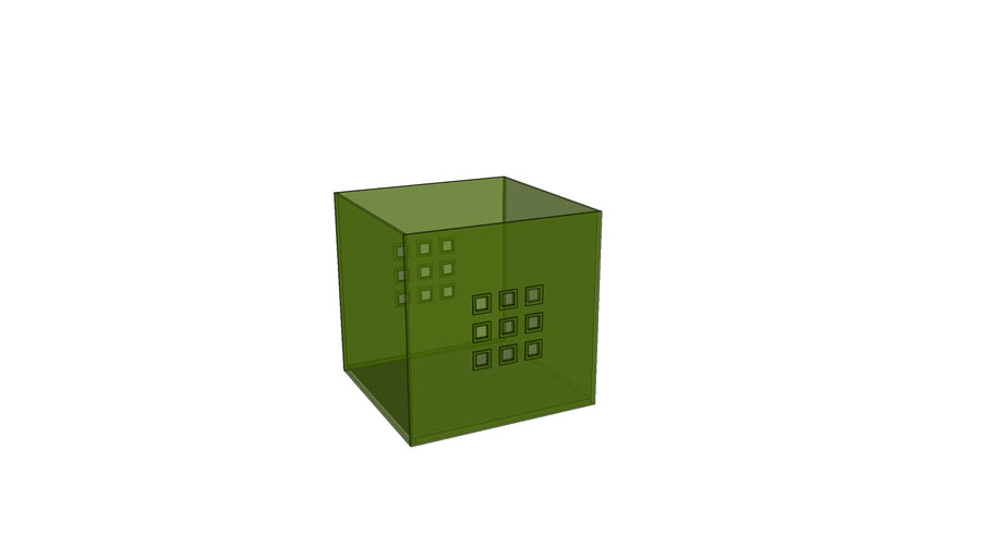 Addition Box for IKEA Expendit Unit