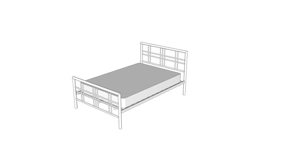 Bed - Metal Frame