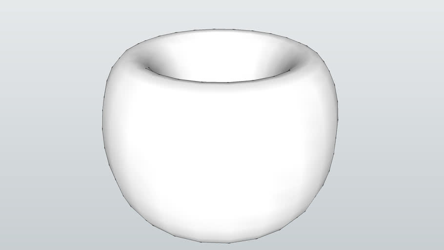 two sided cup