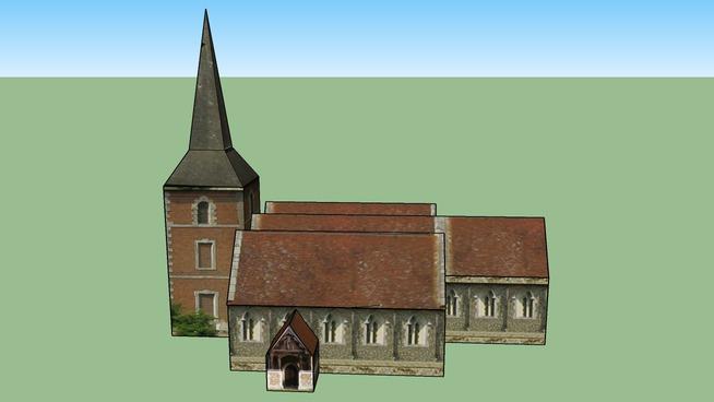 Terling Church