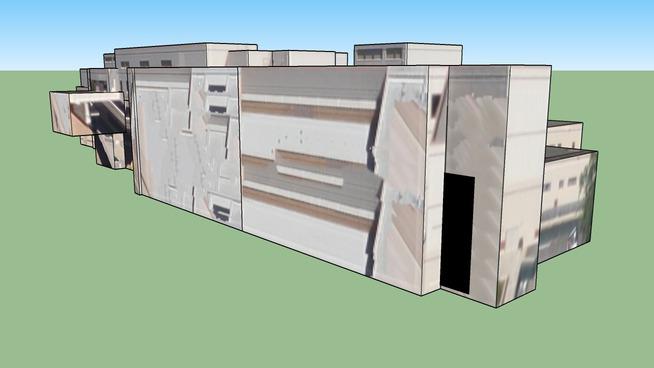 Lucile Packard Children's Hospital | 3D Warehouse