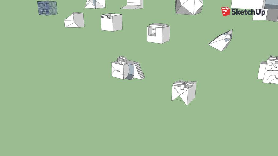 cubo universal- marifer lara