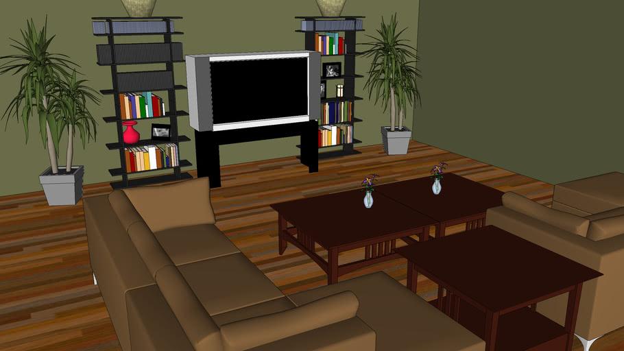 Mobiliario sala