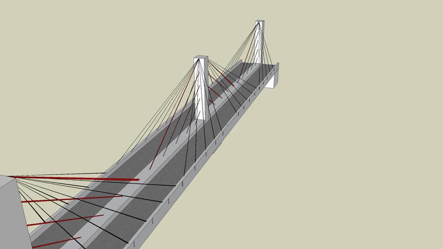 ponte blackred