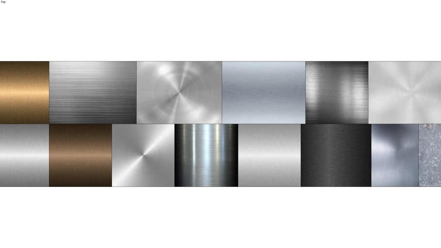 Metal Texture 3d Warehouse