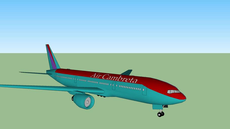 Air Cambreta Boeing