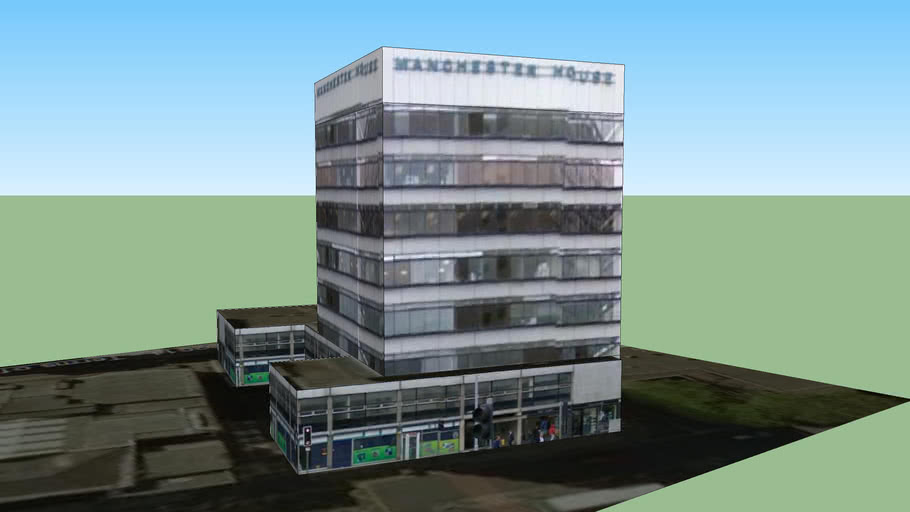 """Manchester House (""""Northgate"""") Spinningfields"""
