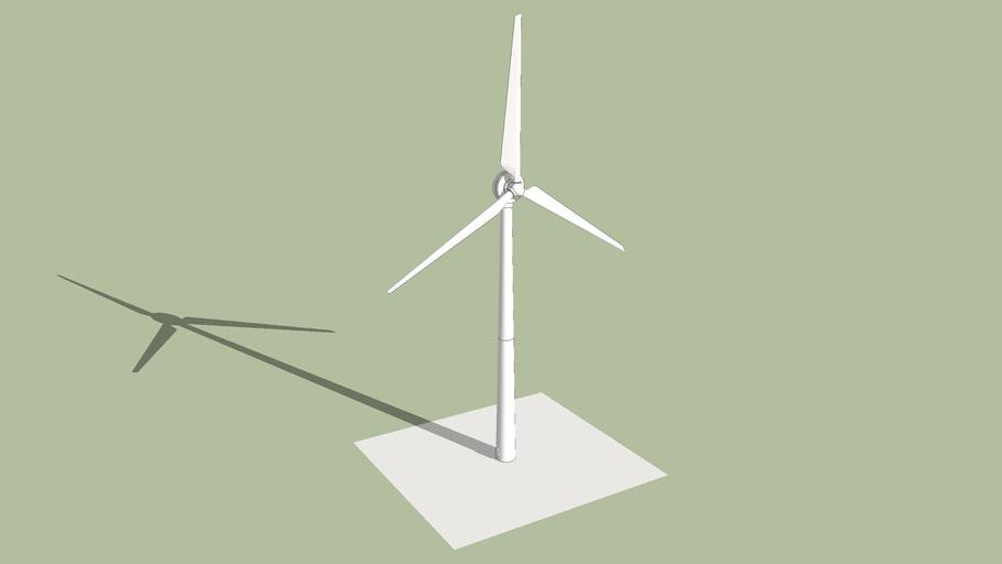 EWT 500kW Wind Turbine