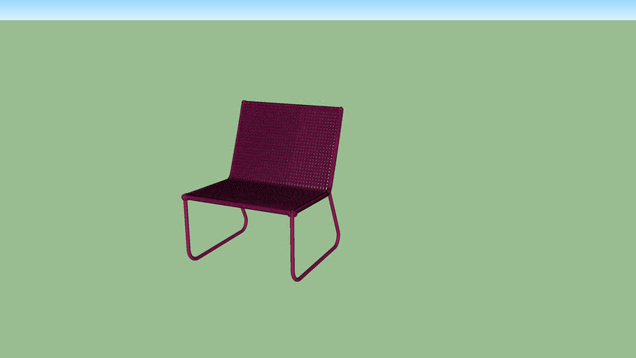 Cadeira Canadá - AL