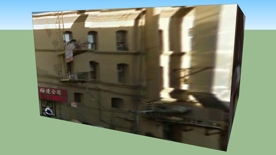 Multi tenant building in San Francisco, CA, USA