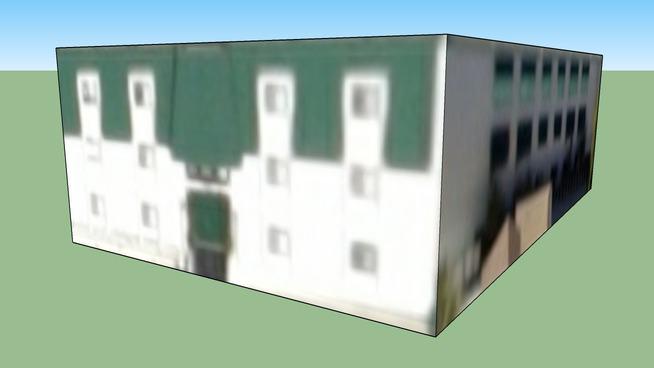 Building in San Diego, California, USA