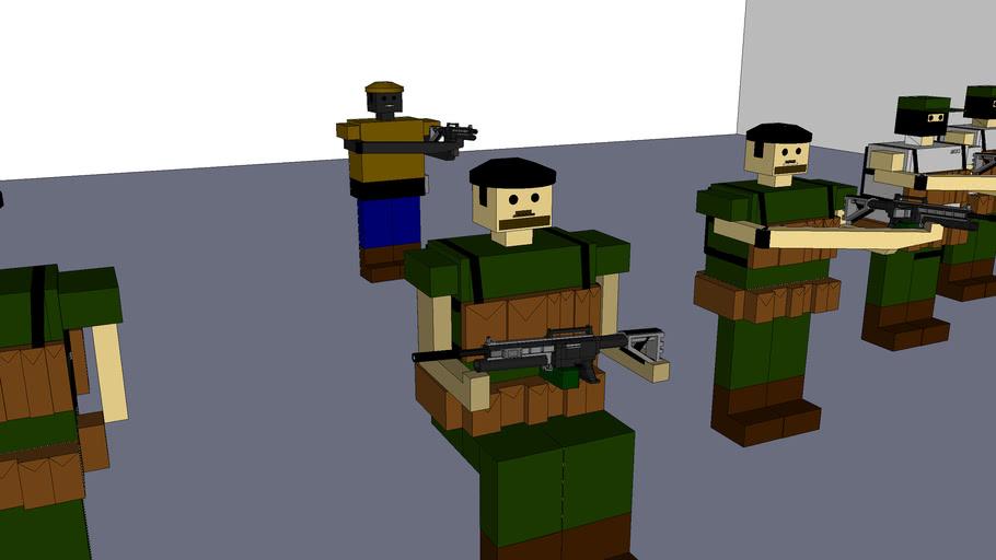 [ soldiers 1.0 ] EE