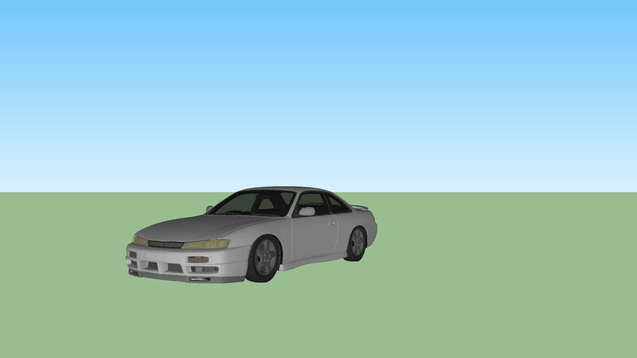 Nissan 200sx S14 Kouki