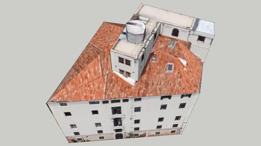 Building in Venice, Italy