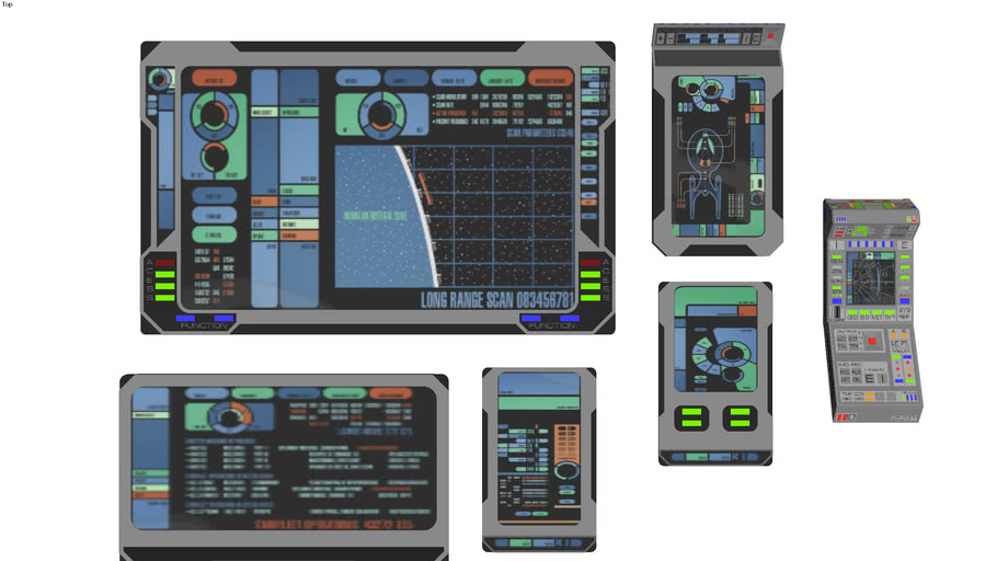 Future PADD's and Tricorders
